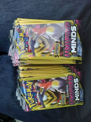X45 packs of pokemon cards SUPER DEAL for Sale in Vancouver, WA