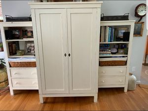 White or slightly off-white cabinets. (2) available, please read description for Sale in La Mesa, CA