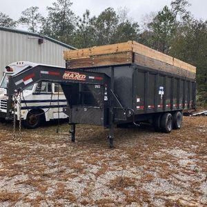 2020 35yd Dump Trailer Double Axle for Sale in Milton, FL