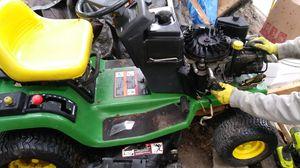 96 JOHN DEERE tractor lawnmower stx38 for Sale in Puyallup, WA