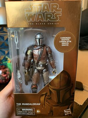 Star Wars Black Series Mandalorian for Sale in Fresno, CA
