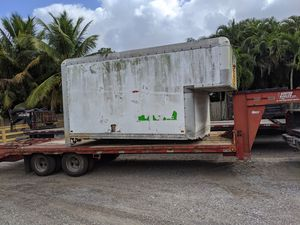 For sale storage trailer box for Sale in West Palm Beach, FL