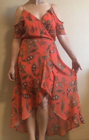 Summer Wedding Dress! (Size M) for Sale in Richland, WA
