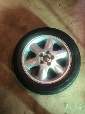 Volvo v70 xc rims and tires for Sale in Everett, WA