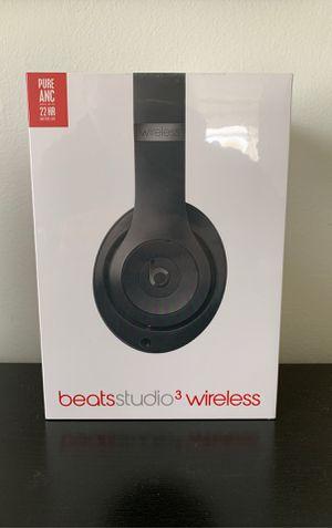 Beats by dre studio 3 wireless for Sale in Salt Lake City, UT