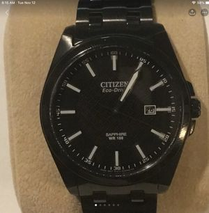 Citizen Eco Drive men's diver watch Sapphire for Sale in Germantown, MD
