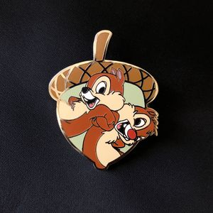 Chip and Dale Acorn Disney Pin for Sale in Yorba Linda, CA