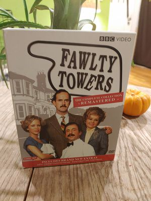 Fawlty Towers Complete DVD Collection Remastered for Sale in South Pasadena, CA