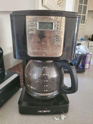 Mr coffee maker for Sale in Port Richey, FL