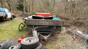 Utility Trailer, 16' Feet Long. NEED GONE TODAY MAKE OFFER !!! for Sale in Fall City, WA