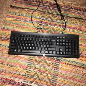 Extra HP keyboard, $7 for Sale in Los Angeles, CA