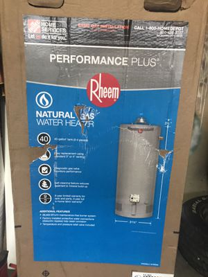 Water heater new for Sale in Chicago, IL