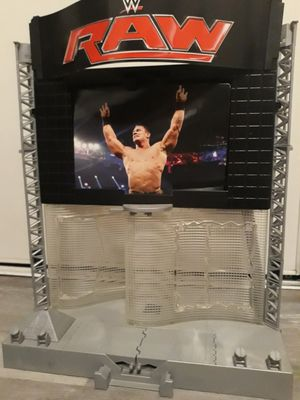 Wwe entrance stage toy for Sale in Los Angeles, CA