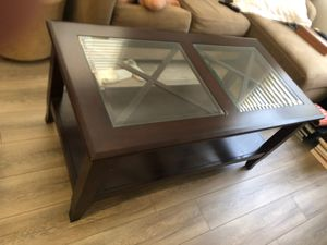 Coffee Table and 2 End Tables for Sale in Anaheim, CA