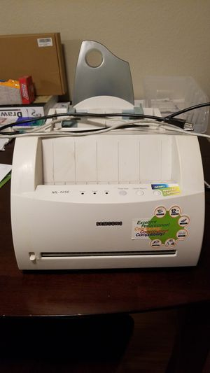 Samsung laser toner printer for Sale in Tacoma, WA