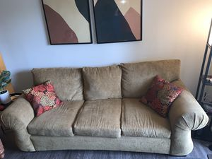 Couch + 2 Recliners for Sale in Columbus, OH