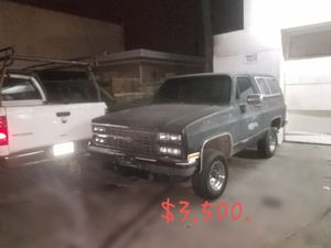 1989 K5 Blazer for Sale in Denver, CO