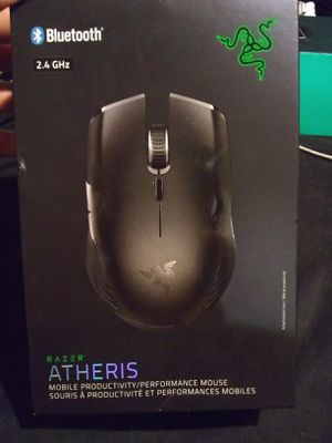 Razer Atheris Bluetooth mouse for Sale in Clovis, CA