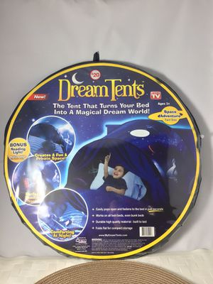 Dream Tents, The tent that turns your Bed into a magical dream world, SPACE ADVENTURE for Sale in Chesapeake, VA