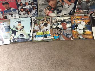 Yankee Magazines And Sports Illustrated for Sale in Pomona,  NY