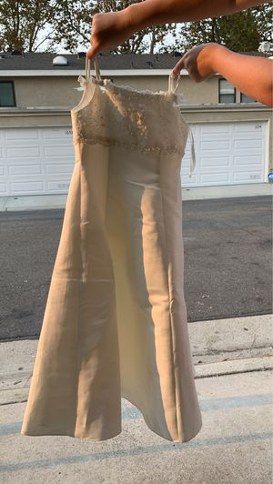 David's Bridal Girls Flower Girl, Special Occasion Dress for Sale in Placentia, CA