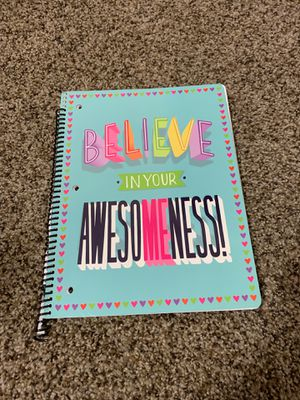 Notebook for Sale in Tucson, AZ