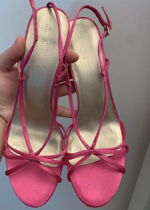 Hot pink Nine West heels 9 1/2 for Sale in San Diego, CA