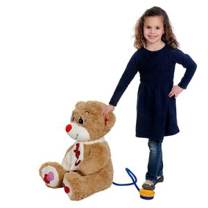 Plush Bear 32 inches New Inflatable Plush for Sale, used for sale  Queens, NY