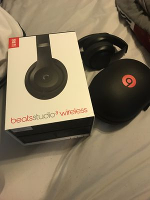 Beats studio 3 for Sale in Dunn, NC