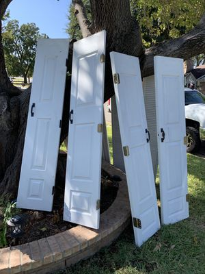 """16"""" and 18"""" doors for Sale in Arlington, TX"""