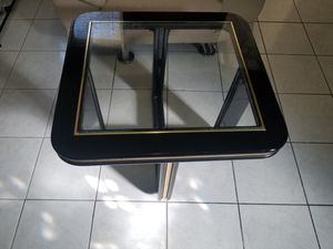 Glass table used for Sale in Everett, MA