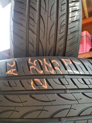 225/55-17 #2 tires for Sale in Alexandria, VA