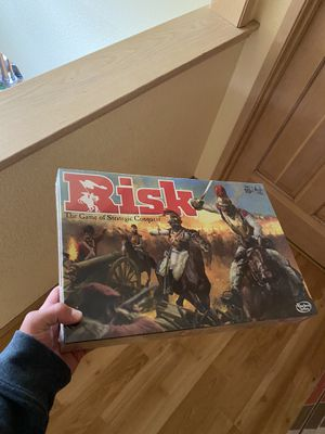 Risk board game for Sale in Federal Way, WA