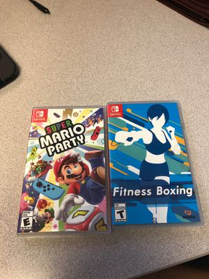Nintendo switch games for Sale in Scottsdale, AZ