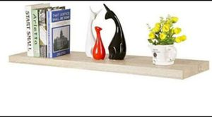Homewell wooden floating shelves for home decoration., Wood, 36 inches ) for Sale in Ontario, CA