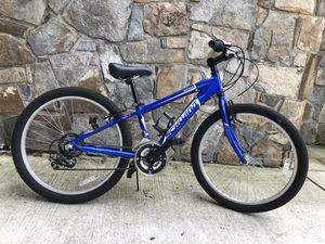 """Mountain Bike, Kid's 24"""" for Sale in Bethesda, MD"""