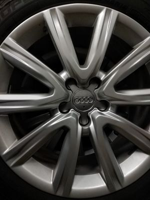 Audi wheels and tires for Sale in Seattle, WA