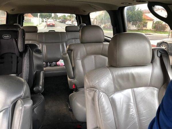 Chevy suburban 7 seater 5.3l vortec engine