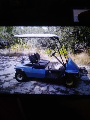Harley Davidson golf cart for Sale in Sebring, FL