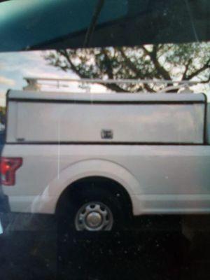 Detachable 8ft Utility Camper. for Sale in Fort Lauderdale, FL