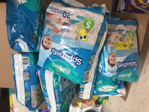 Pampers splash for Sale in Mesquite, TX