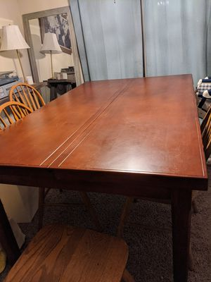Dining / gaming table for Sale in Kent, WA