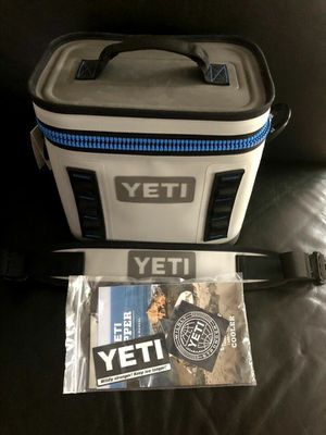 Yeti soft cooler for sale brand new for Sale in Detroit, MI