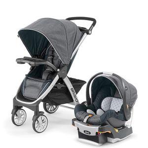 New Chicco Bravo travel system stroller, poetic for Sale in Avondale, AZ