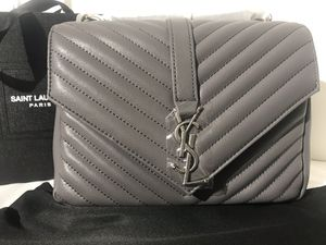 Ysl Gray leather for Sale in Davenport, FL