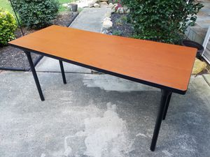 Project table-Desk for Sale in Pineville, NC
