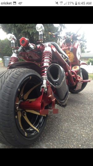 2014 CUSTOM RUCKUS CLONE for Sale in BETHEL, WA