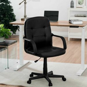 Ergonomic Mid-Back Executive Swivel Office Chair for Sale in Lake Elsinore, CA