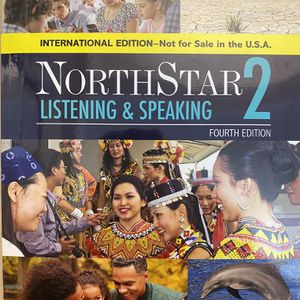 North Star Listening Speaking 2 English Book for Sale in Brooklyn, NY
