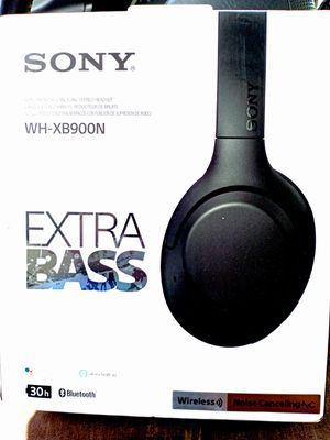 SONY WH-XB900 for Sale in San Diego, CA
